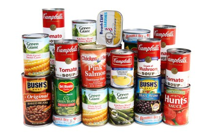 Top 10 Foods to Stock