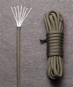 40 uses for paracord