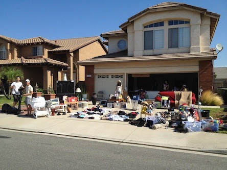 Where To Find Inexpensive Barter Items - Garage Sale