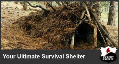Wilderness Survival Shelters
